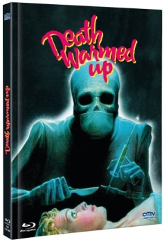 Robot Maniac - Death Warmed Up - Uncut Mediabook Edition  (DVD+blu-ray) (B)