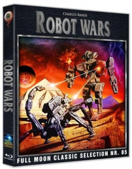 Robot Wars - Full Moon Classic Selection - Uncut (blu-ray)