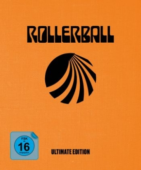 Rollerball - Ultimate Edition  (blu-ray+4K Ultra HD)