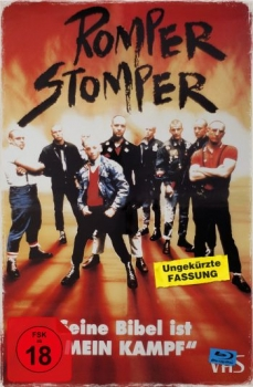 Romper Stomper - Limited VHS Design Edition (blu-ray)