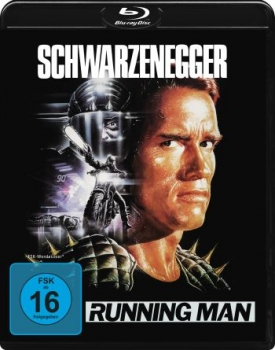 Running Man - Uncut Edition (blu-ray)