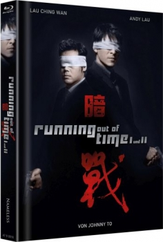 Running Out of Time 1+2 - Uncut Mediabook Edition  (blu-ray) (Cover B - Original)