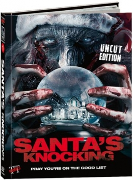 Santa's Knocking - Uncut Mediabook Edition (A)