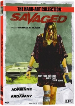 Savaged - Uncut Hard Art Mediabook Collection (DVD+blu-ray) (A)