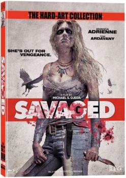 Savaged - Uncut Hard Art Mediabook Collection (DVD+blu-ray) (B)