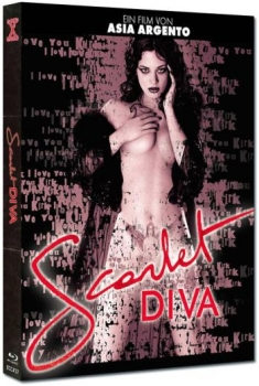 Scarlet Diva - Eurocult Mediabook Collection  (DVD+blu-ray) (A)