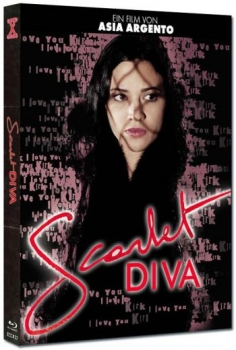 Scarlet Diva - Eurocult Mediabook Collection  (DVD+blu-ray) (B)