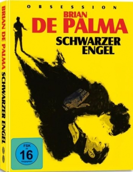Schwarzer Engel - Limited Mediabook Edition  (DVD+blu-ray)
