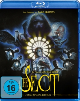 Sect, The - Dario Argento - Special Edition  (blu-ray)