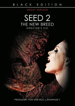 Seed 2 - The New Breed - Directors Cut - Uncut Black Edition