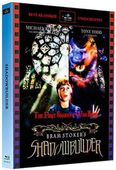 Bram Stokers Shadowbuilder - Uncut Mediabook Edition  (blu-ray) (A)