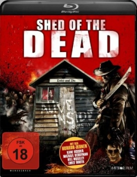 Shed of the Dead (blu-ray)