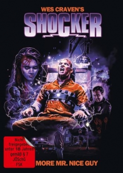 Shocker - Uncut Mediabook Edition  (DVD+blu-ray) (A)