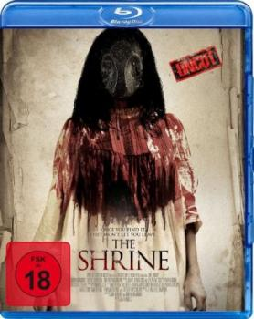 Shrine, The  (blu-ray)