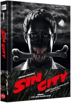 Sin City - Uncut Mediabook Edition  (blu-ray)