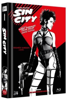 Sin City - Uncut Mediabook Edition  (blu-ray) (C)