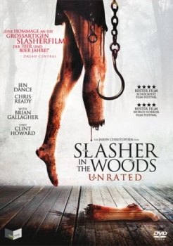 Slasher in the Woods - Uncut Edition