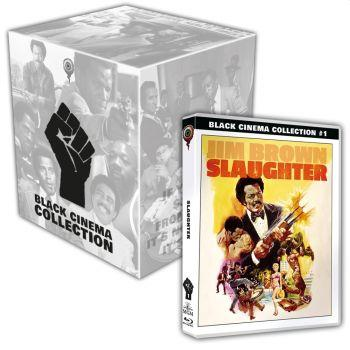 Slaughter - Black Cinema Collection + Schuber  (DVD+blu-ray)