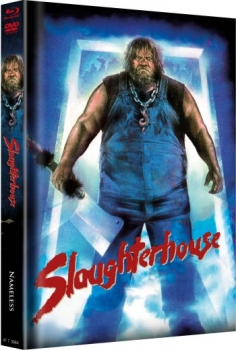 Slaughterhouse - Pig Farm Massacre - Uncut Mediabook Edition  (DVD+blu-ray) (A)