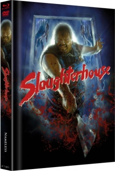Slaughterhouse - Pig Farm Massacre - Uncut Mediabook Edition  (DVD+blu-ray) (B)