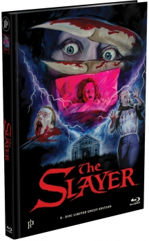 Slayer, The - Uncut Mediabook Edition  (DVD+blu-ray) (A)