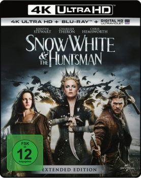 Snow White & the Huntsman - Extended Version  (4K Ultra HD)