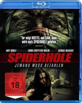 Spiderhole - Uncut Edition  (blu-ray)