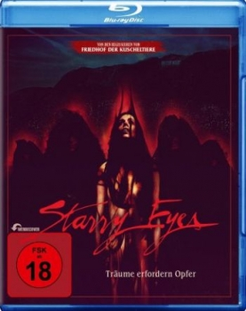 Starry Eyes - Uncut Edition  (blu-ray)