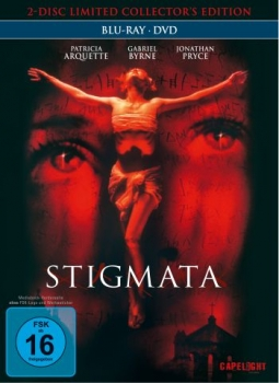 Stigmata - Limited Mediabook Edition  (DVD+blu-ray)
