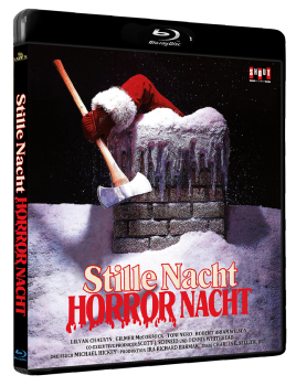 Stille Nacht, Horror Nacht - Uncut Edition  (blu-ray)