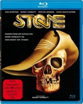 Stone - Limited Edition  (blu-ray)