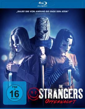 Strangers, The - Opfernacht  (blu-ray)