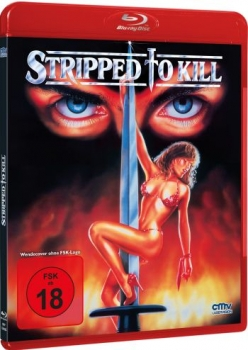 Stripped to Kill - Uncut Edition (blu-ray)