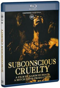 Subconscious Cruelty - Uncut Edition  (blu-ray)