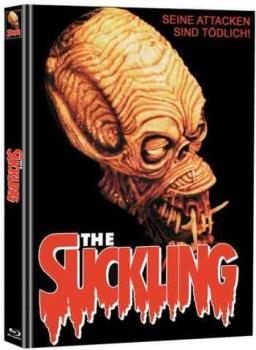 Suckling, The - Uncut Mediabook Edition  (blu-ray)