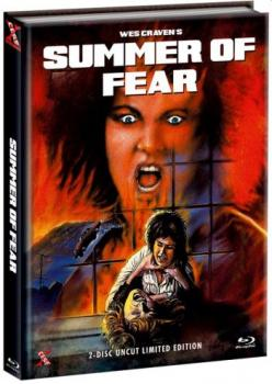 Summer of Fear - Uncut Mediabook Edition  (DVD+blu-ray) (A)