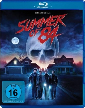 Summer of 84  (blu-ray)