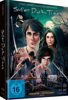 Super Dark Times - Limited Mediabook Edition (DVD+blu-ray)