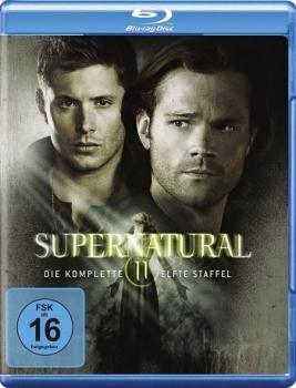 Supernatural Staffel 3 Blu Ray Deutsch