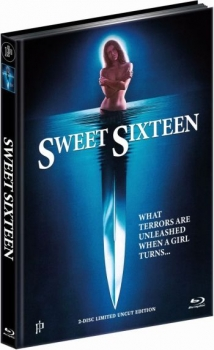 Sweet Sixteen - Blutiges Inferno - Uncut Mediabook Edition (DVD-blu-ray) (A)