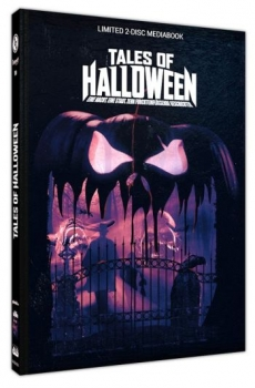 Tales of Halloween - Uncut Mediabook Edition  (DVD+blu-ray) (C)