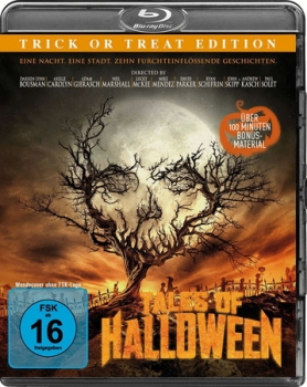 Tales of Halloween - Trick or Treat Edition  (blu-ray)