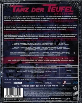 Tanz der Teufel Collection - Limited Steelbook Edition  (blu-ray)