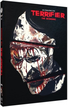 Terrifier - The Beginning - All Hallows Eve - Uncut Mediabook Edition  (DVD+blu-ray) (E)