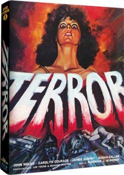 Terror, The - Uncut Mediabook Edition  (blu-ray) (A)