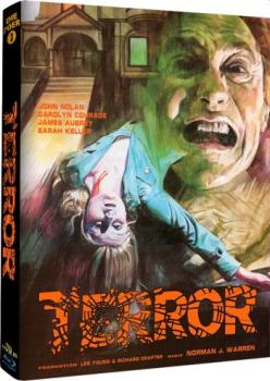 Terror, The - Uncut Mediabook Edition  (blu-ray) (B)