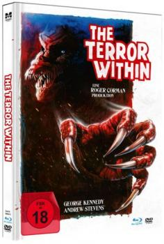 Terror Within, The - Uncut Mediabook Edition  (DVD+blu-ray)