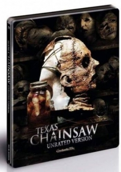 Texas Chainsaw - Unrated Steelbook Edition  (blu-ray)