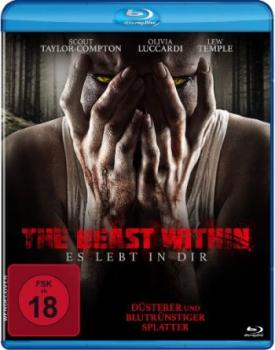 Beast Within, The - Es lebt in dir (blu-ray)