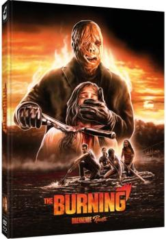 Burning, The - Uncut Mediabook Edition  (DVD+blu-ray) (D)